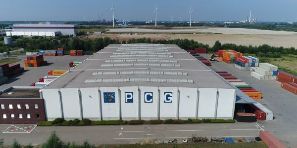 PCG Packing Center Bremen Terminal 2
